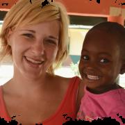 Eva-Maria Danner volunteer 2013