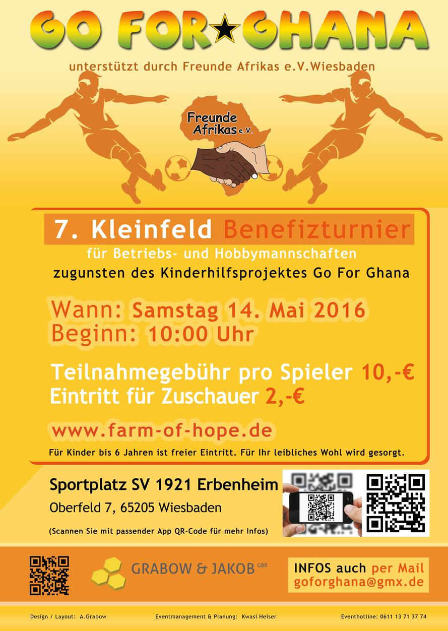 7. Kleinfeld Benefizturnier