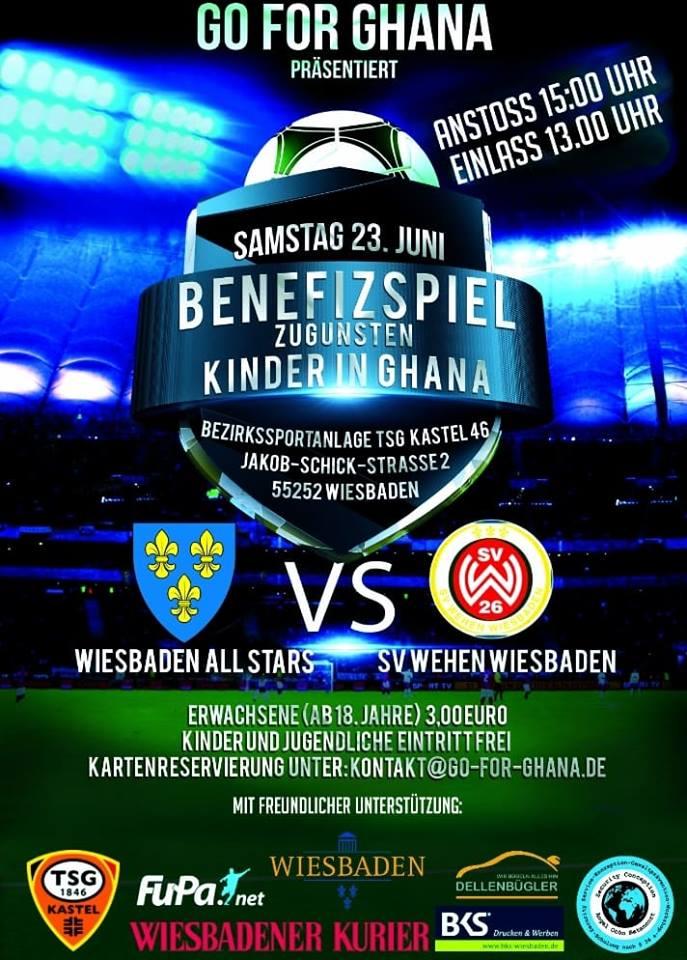 Benefizspiel mit SVWW 3. Bundesliga